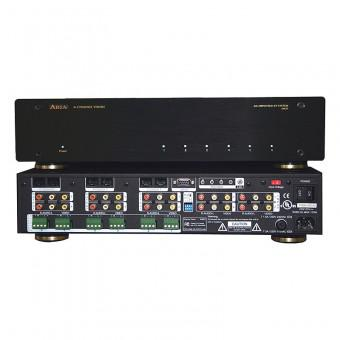 Channel Vision A4623 4-Input 6-Zone Amplified A/V System
