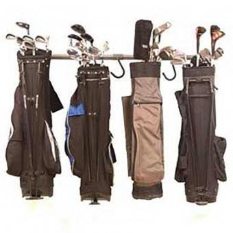 Gorgeous Garages 3 - MBGBR Monkey Bar Golf Bag Rack